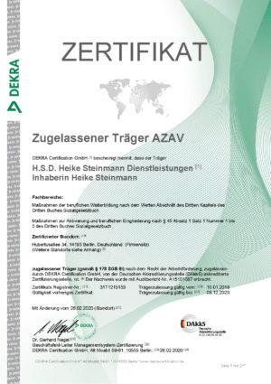 Zertifikat AZAV Träger 26.02.2020_Seite_1